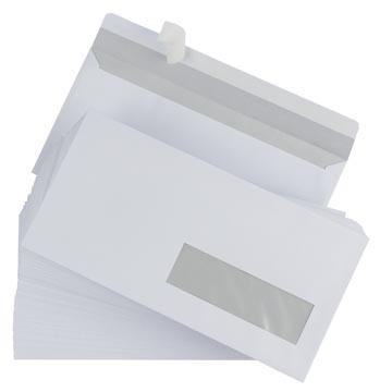 Enveloppes administratives en grand emballage