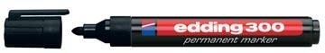 edding marqueur permanent, 300, noir