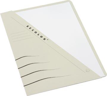 Jalema pochette Secolor découpée gris