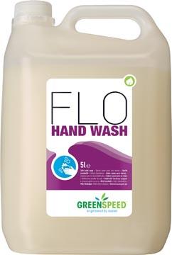 Greenspeed savon pour les mains, pour usage fréquent, parfum de fleurs, flacon de 5 litre