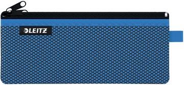 Leitz WOW Pochette, M, 2 compartiments, bleu