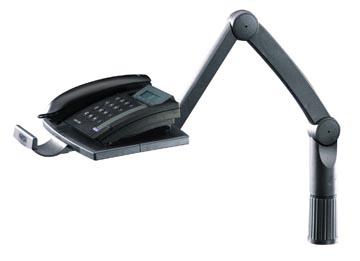Hansa bras pour téléphone noir