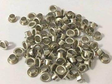 Graine Créative oeillets en métal 7 mm, boîte de 100 pièces