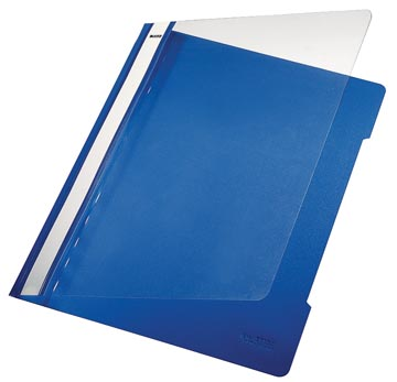 Leitz farde à devis, bleu, ft A4