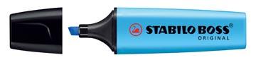 STABILO BOSS ORIGINAL surligneur, bleu