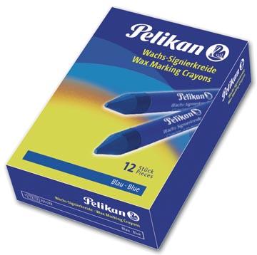 Pelikan crayon de cire à marquer 772 bleu