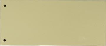 Pergamy intercalaires, paquet de 100 pièces, jaune