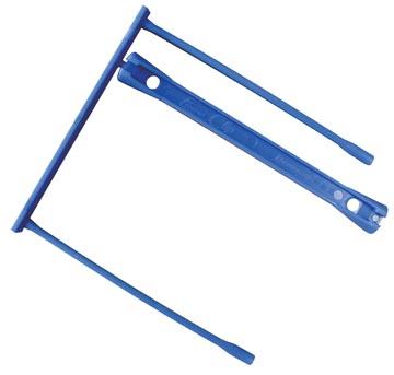 Relieur E-clip, bleu