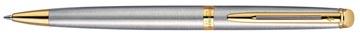 Waterman Collection Hemisphère stylo bille, Steel GT