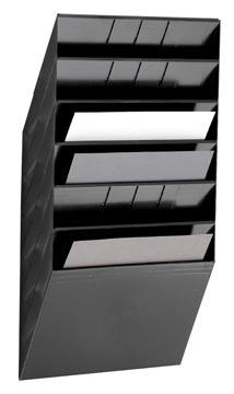 Durable Flexiboxx 6 A4 Landscape noir