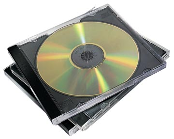 Pour CD/DVD