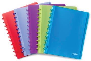 Atoma protège-documents pour ft A4, 40 pochettes