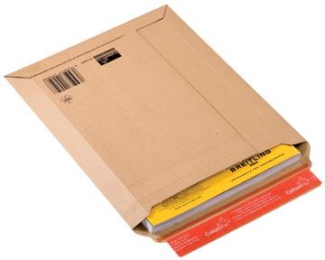 Colompac enveloppe d'expédition CP010, ft 21,5 x 30 x 5 cm, brun