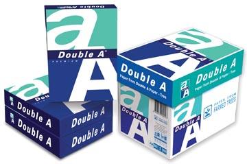 Double A Premium papier d'impression, ft A3, 80 g, paquet de 500 feuilles