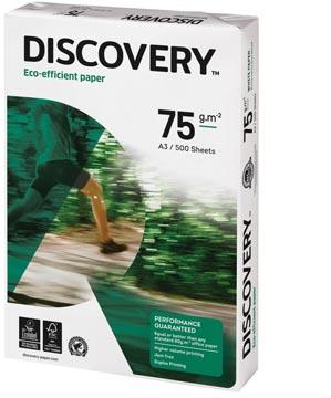 Discovery papier reprographique ft A4, 75 g, paquet de 500 feuilles