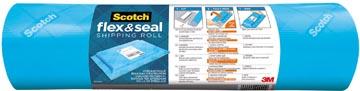 Scotch rouleau d'emballage Flex & Seal, ft 38 cm x 3 m