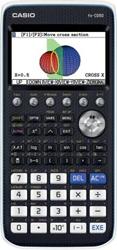 Casio calculatrice graphique FX-CG50