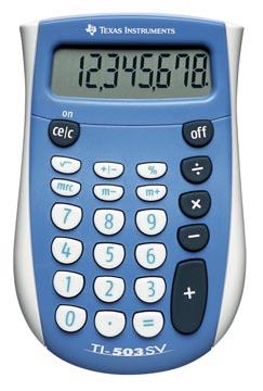 Texas calculatrice de poche TI-503 SV