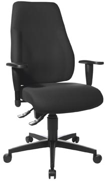 Topstar chaise de bureau Lady Sitness, noir