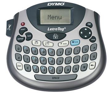 Dymo système de lettrage LetraTag LT-100T, qwerty