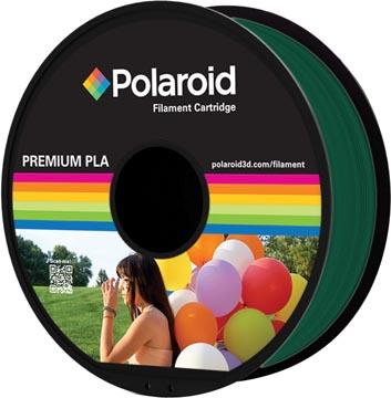 Polaroid 3D Universal Premium PLA filament, 1 kg, vert foncé