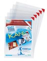 Tarifold poche repositionnable Kang Easy Clic coins en rouge