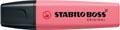 STABILO BOSS ORIGINAL Pastel surligneur, cherry blossom (rose clair)